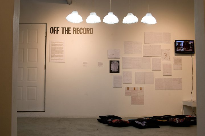 Off the Record 7